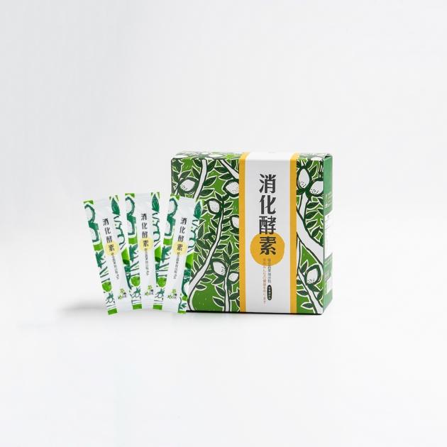 萃綠檸檬消化酵素</br>30包/盒 1